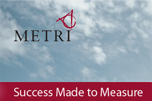 Detail of the METRI website